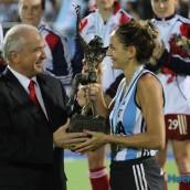 Campeonas: Las Leonas