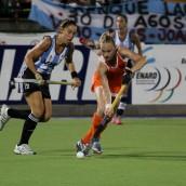 Argentina vs Holanda 09